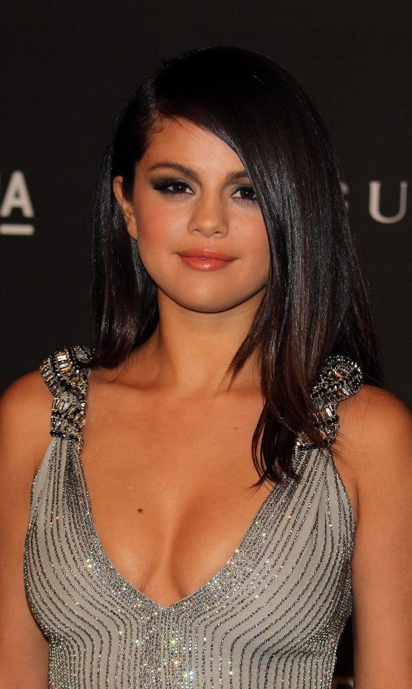 Selena Gomez Deletes Instagram After Boob Job Claims