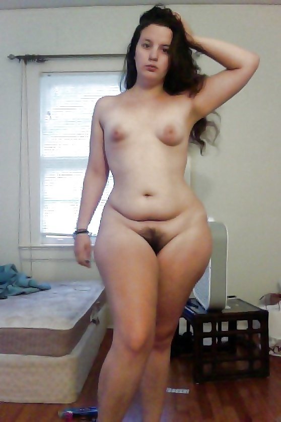 Slim Naked Teen With Nice Wide Hips