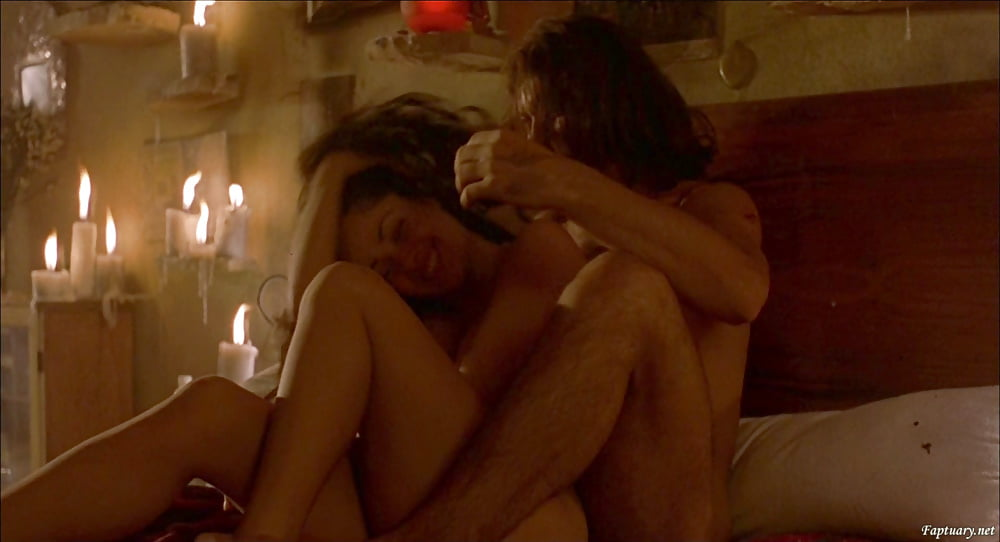 Selma hayek nude blow job group topless rough