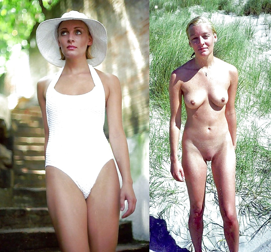 naked then Real swimsuit housewives