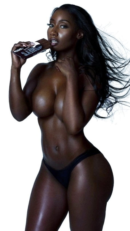 Chocolate lady naked, american female pornstar