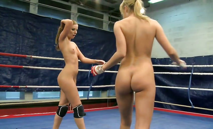 Mia little mixed nude wrestling vs bbc stud will tile