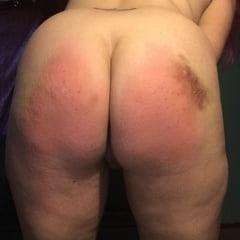 Posting My Bottom After I'm Punished