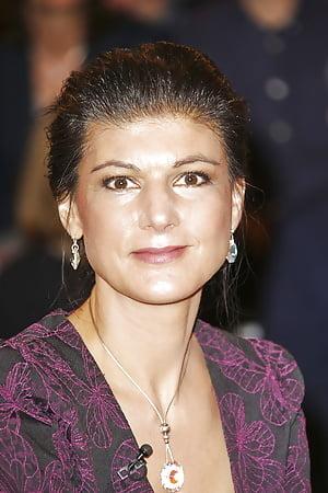Nude sahra wagenknecht Sahra Wagenknecht