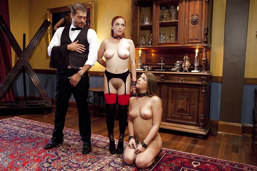 рабыня и барен порно