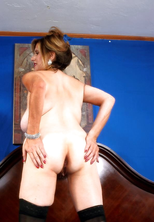 Hairy mature lingerie-7202