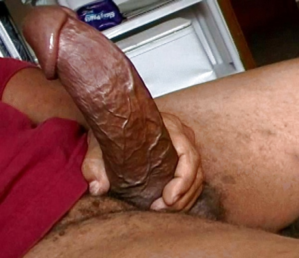Monster Black Cock Pictures