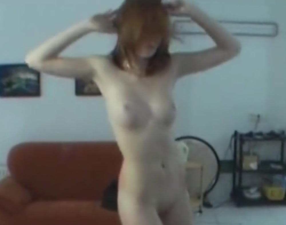 Sexy ebony lap dance-3266