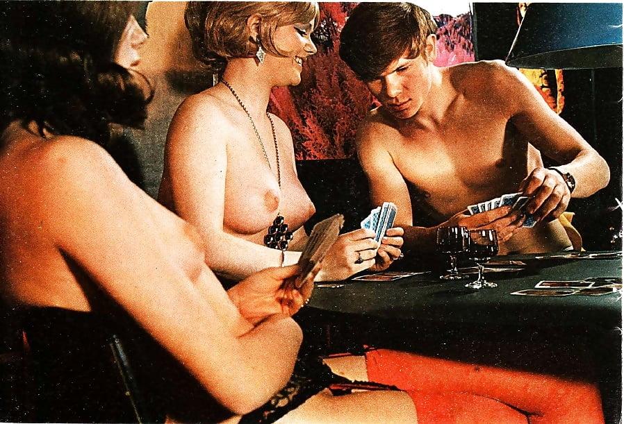 Strip poker porn hd-3077