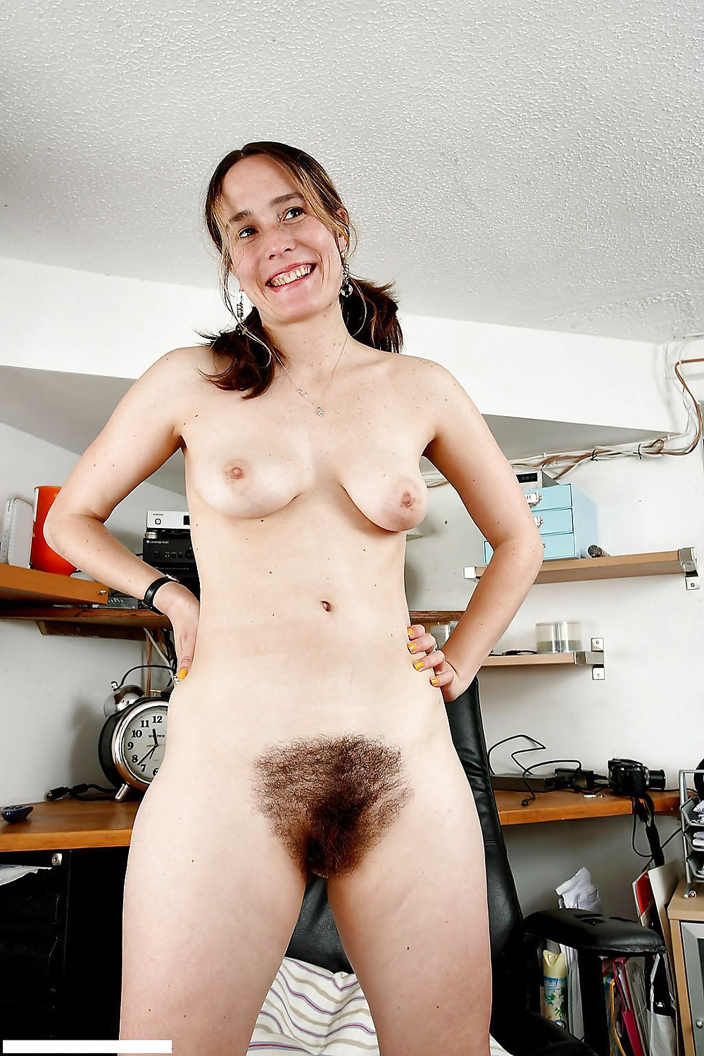 College girl hairy