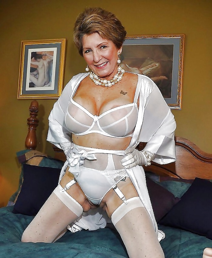 Mature woman girdle best websites