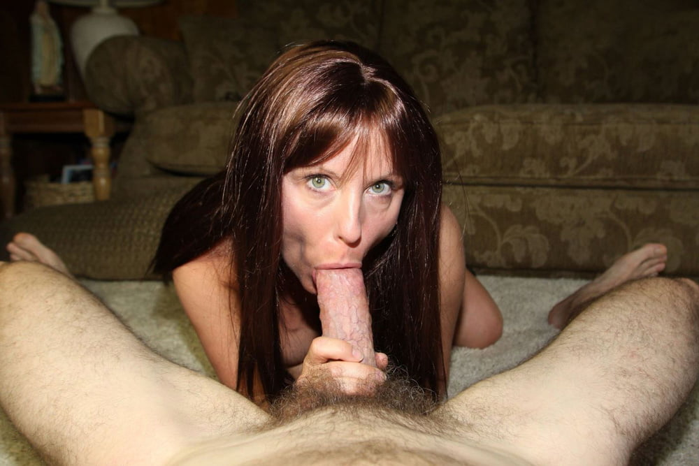 Hot Girl Sucks A Hard Big Cock
