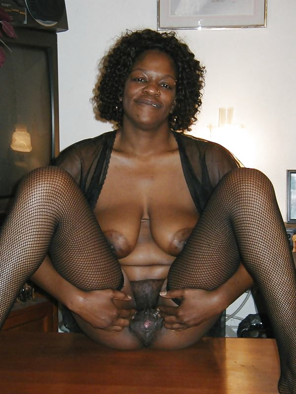 Mature black naked women