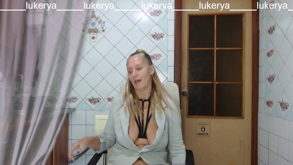 Trying on Lukerya panties - 163 Pics