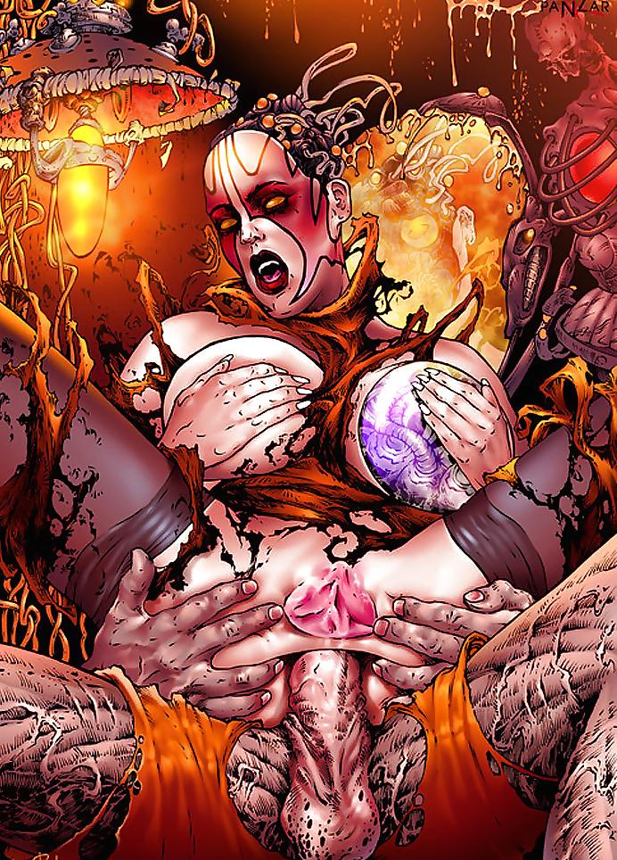 Cybersex digitized