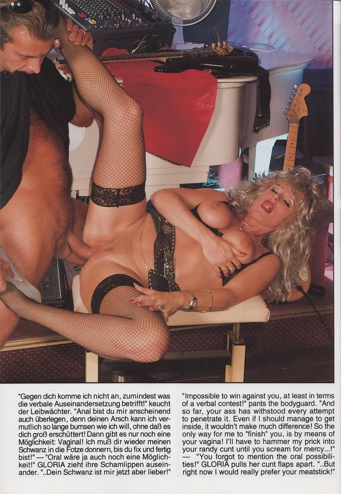 Pleasure Magazine - Hardcore Couple in Stockings - 33 Pics