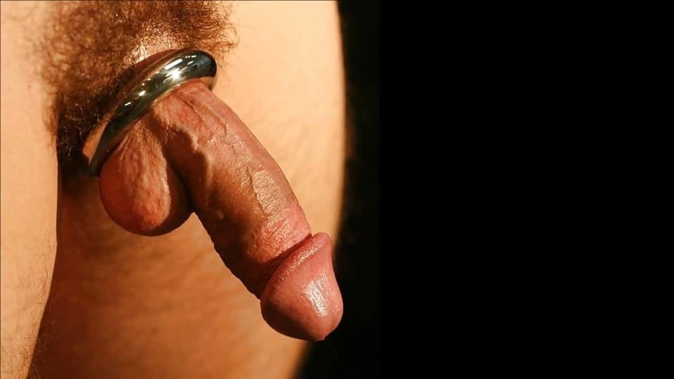 The magic touch vibrating cock ring
