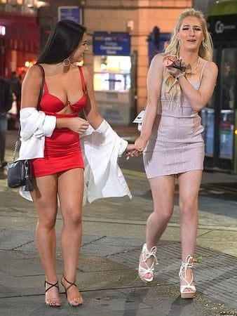 UK Chavs Boozy Nights Out #4