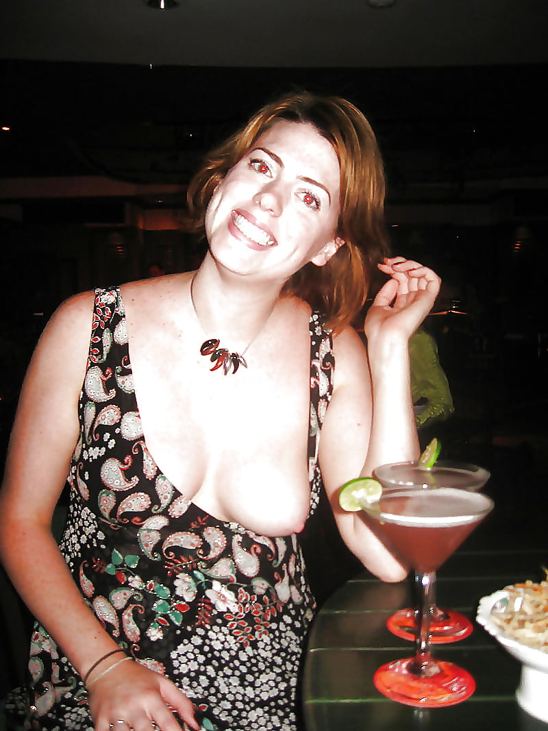 Wife nude nip slip — photo 1