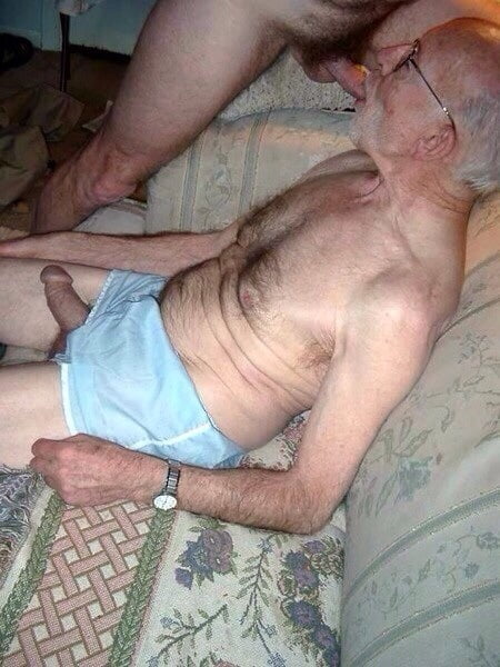 Fuck asian grandpa and grandma naked image
