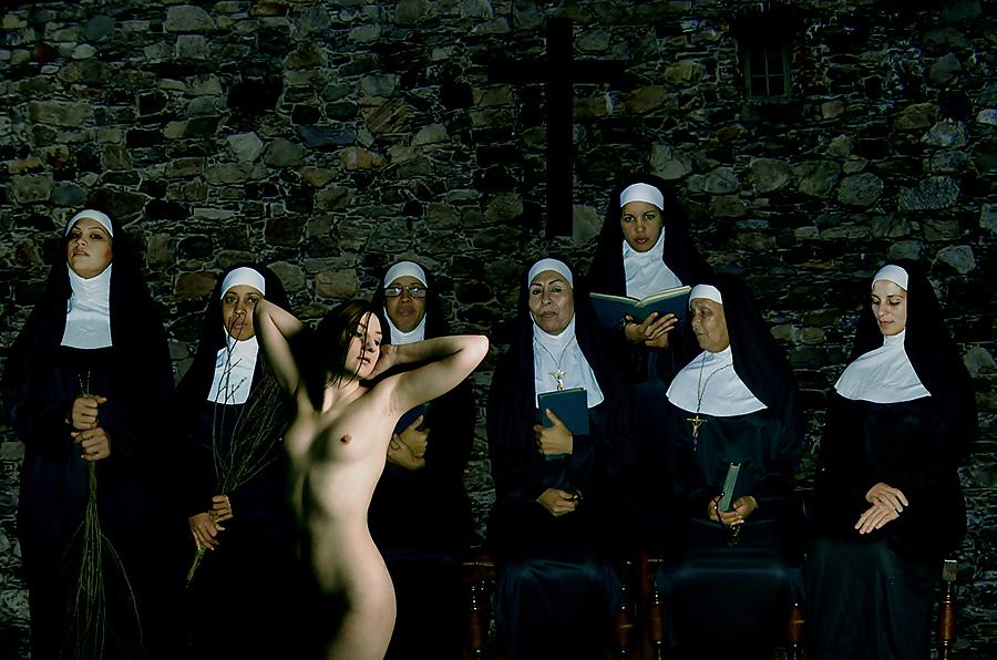 Nun sexually abused me