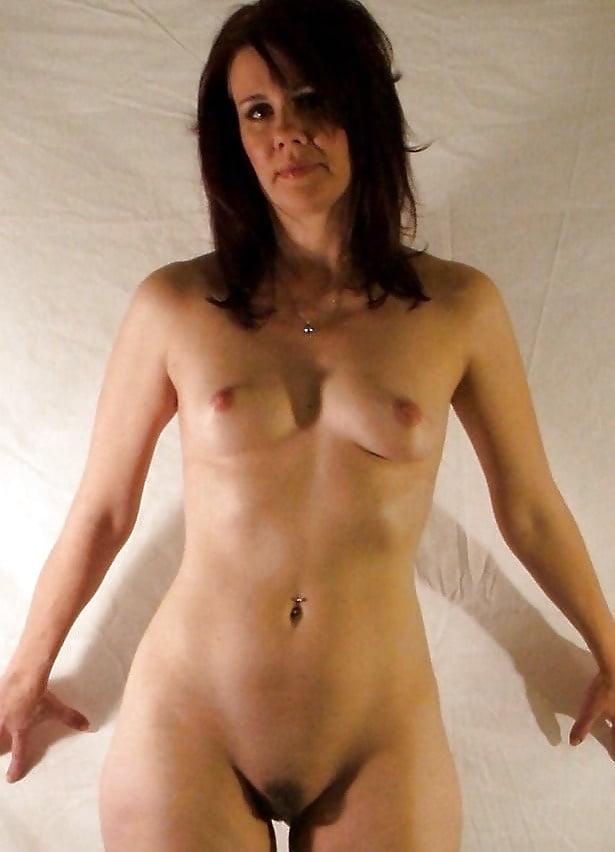 Brunette Mature Mom Small Tits
