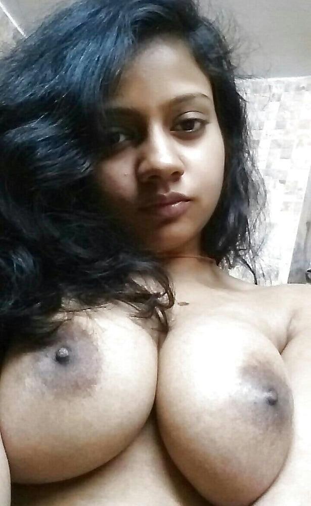 Mumbai girl with her man in lounge naked