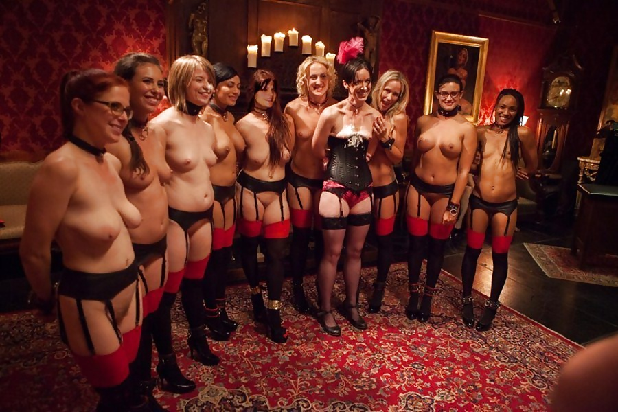 Brunch Bdsm Orgy Party With A Lot Of Sex