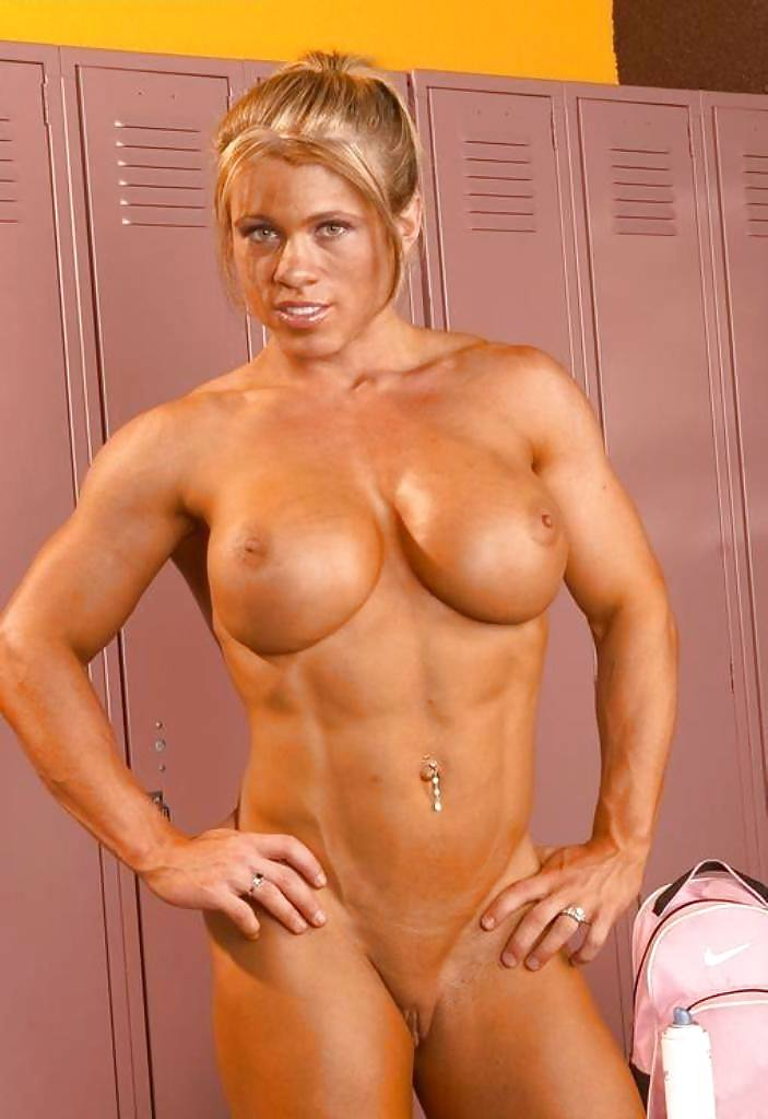 Women Bodybuilding Models Naked