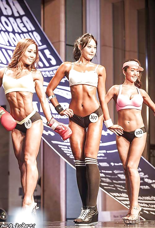 Bodybuilder girls pic