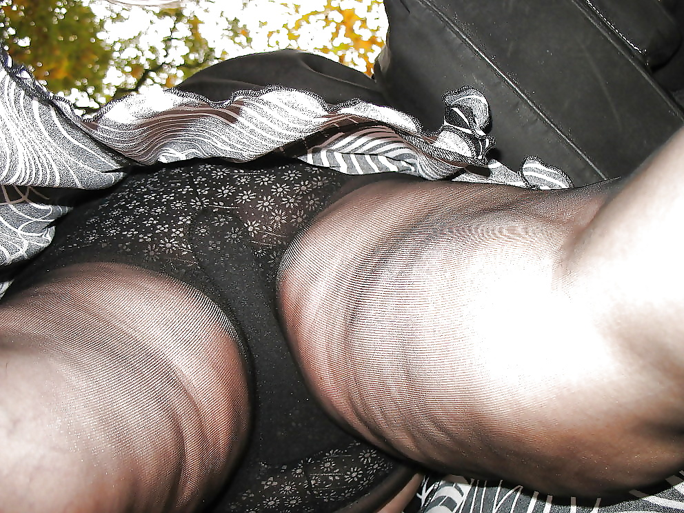 Scope upskirt nylon no underware pics sex pics