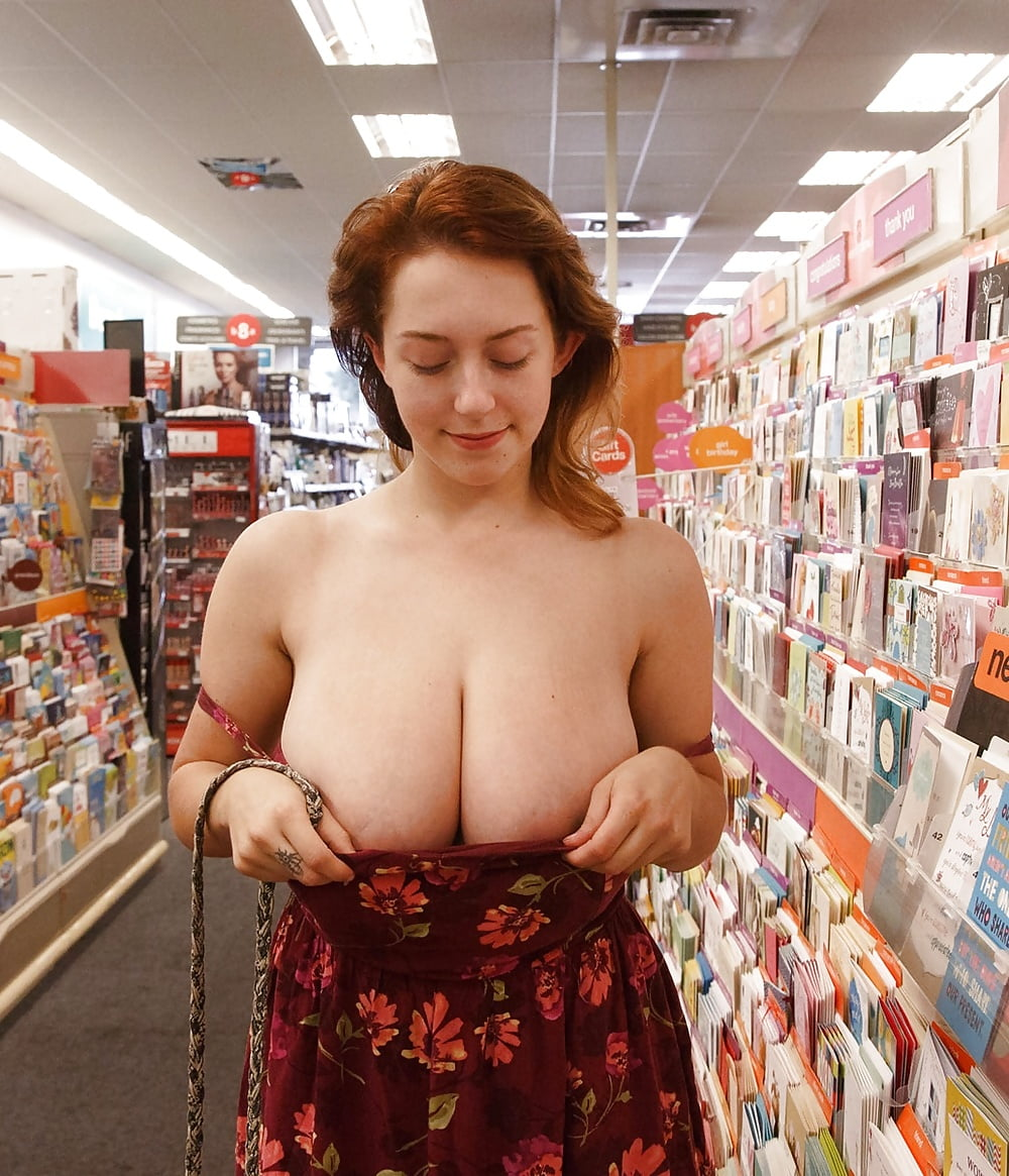 Boob flash rack