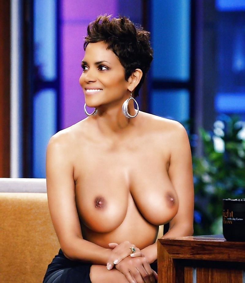 Halle berry hot nude naked 7