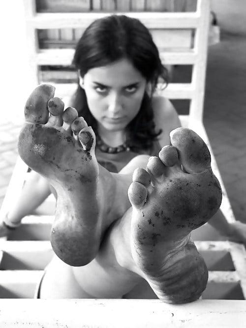 Грязные ножки фетиш — pic 12