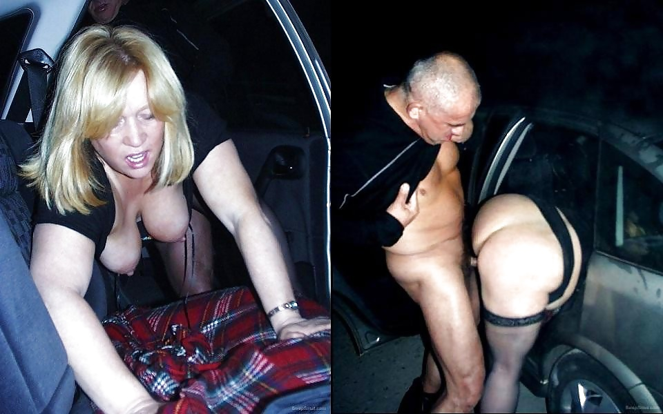 Stockings british wife fucking after dark in dogging action porn pictures today