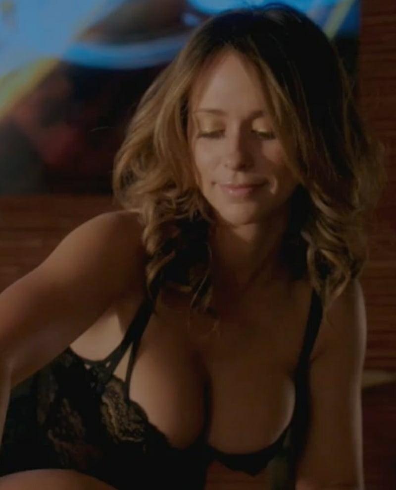 Naked Jennifer Love Hewitt In The Tuxedo Ancensored