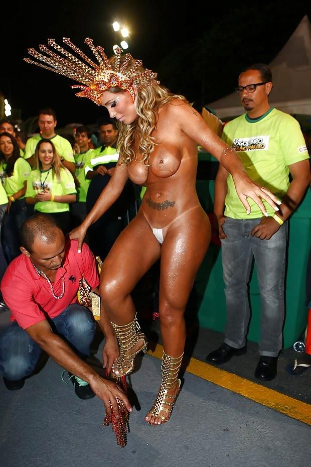 Brazil porn contest