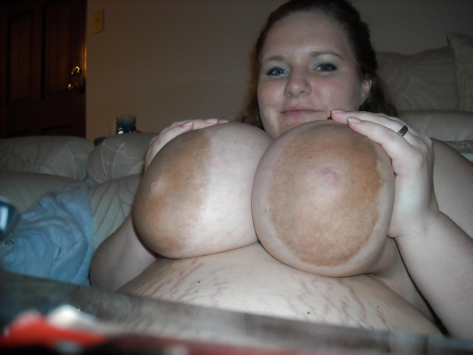 Huge fat boobs