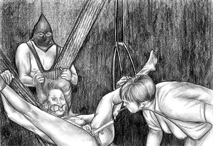 bdsm-torture-sketches