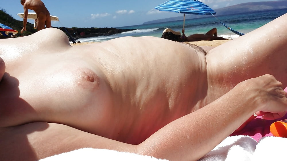 Nude our vacation wife