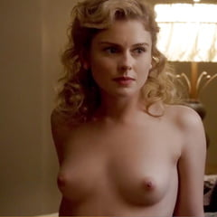 Rose Mciver Nude