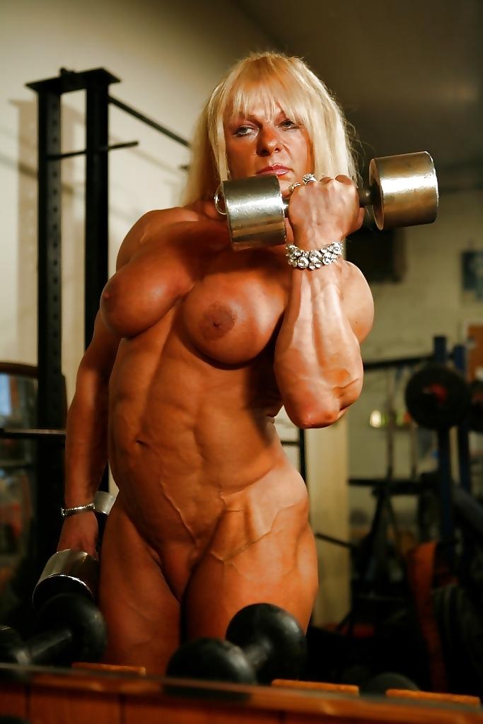 Erotic Female Muscle