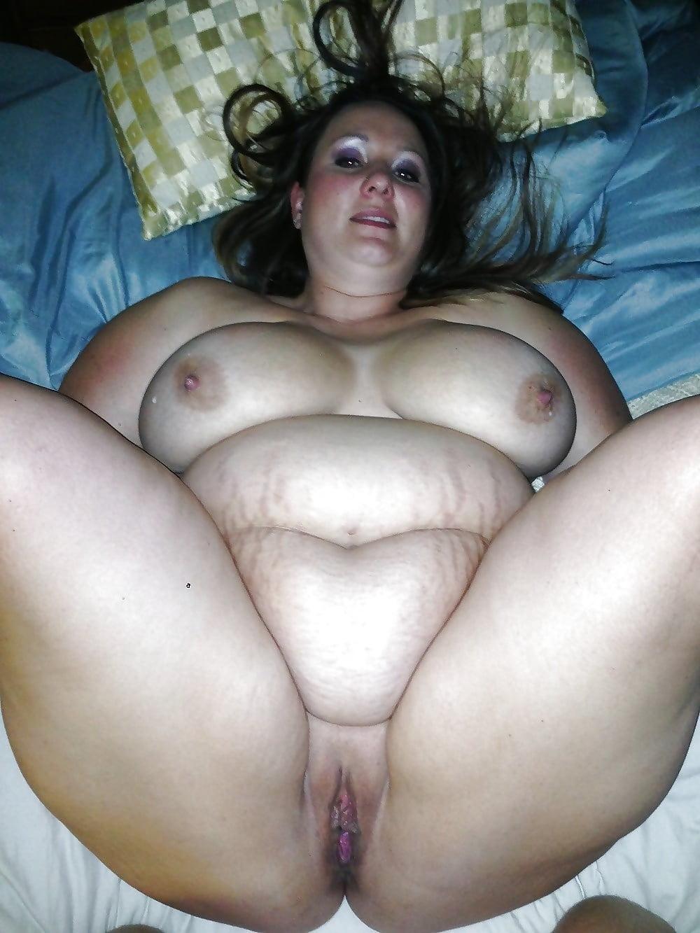 My chubby milf mom — pic 8
