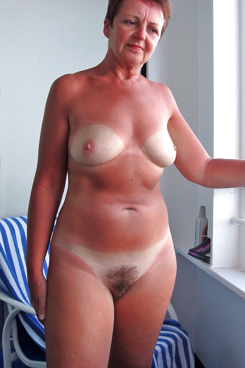 Free tanlines mature pictures collection