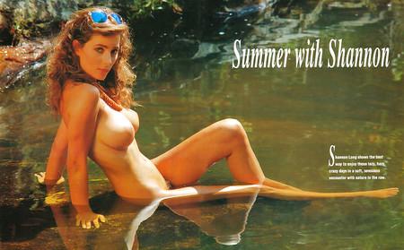 Nude shannon long Shannon