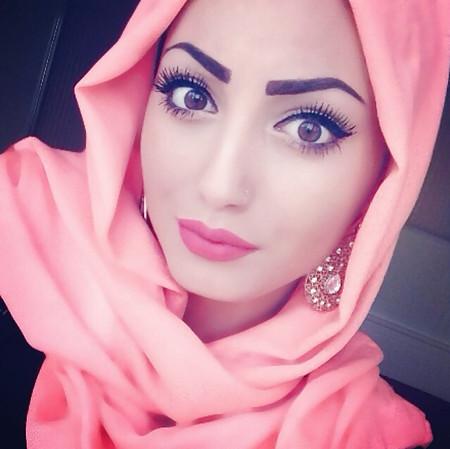 Mix hijab girls 2