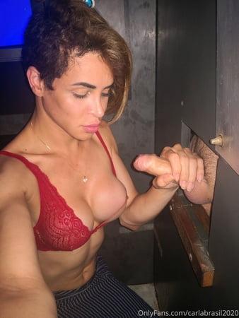 Brasil carla Brazilian transsexual