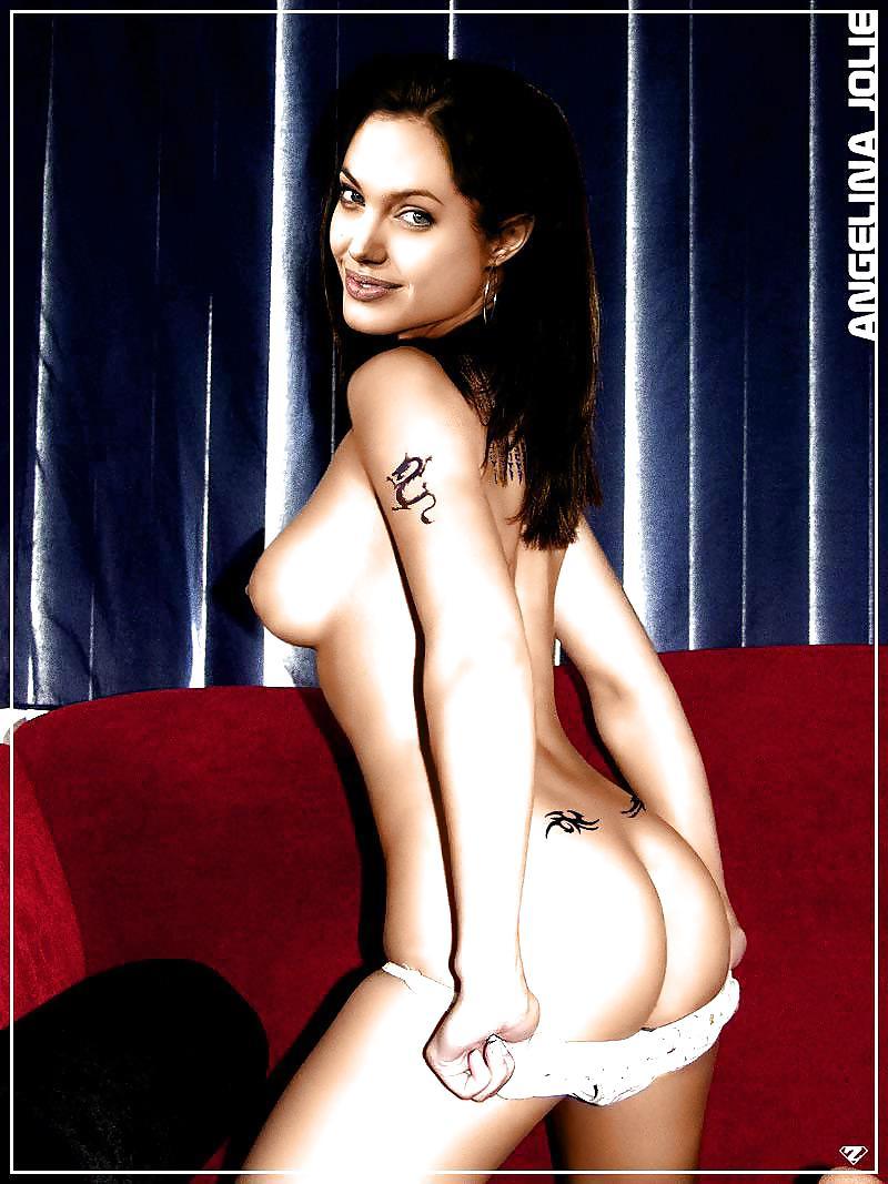 Actress angelina jolie nude