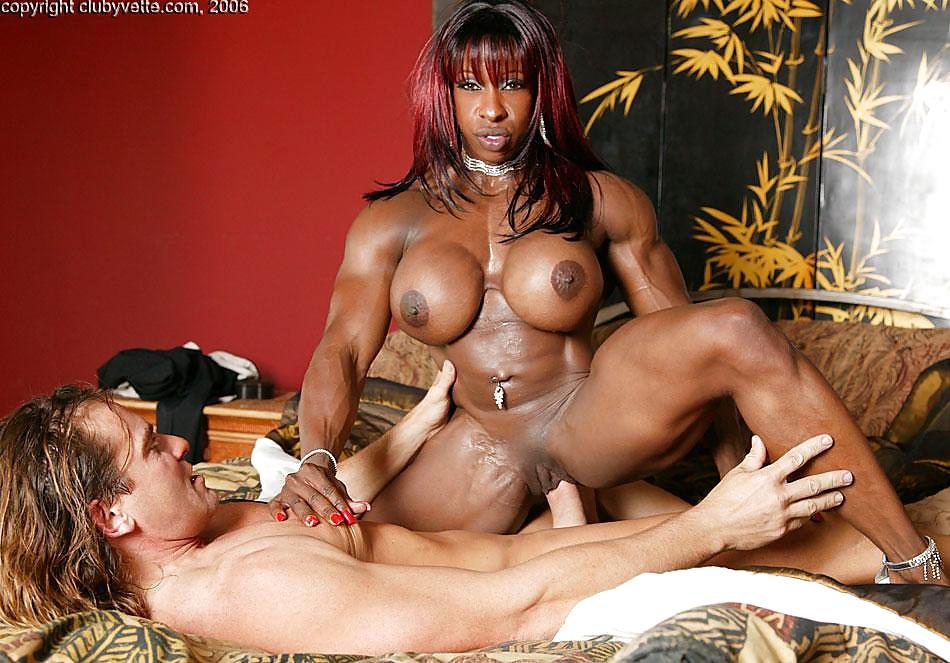 Muscle woman fucking porn photos