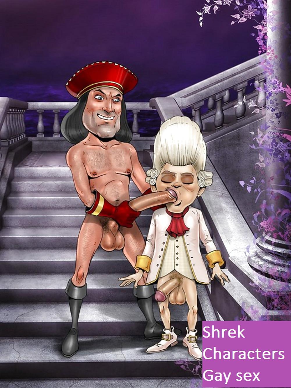 Gay shrek